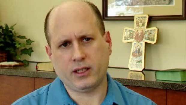Adam Blai psicólogo que no creía en el demonio